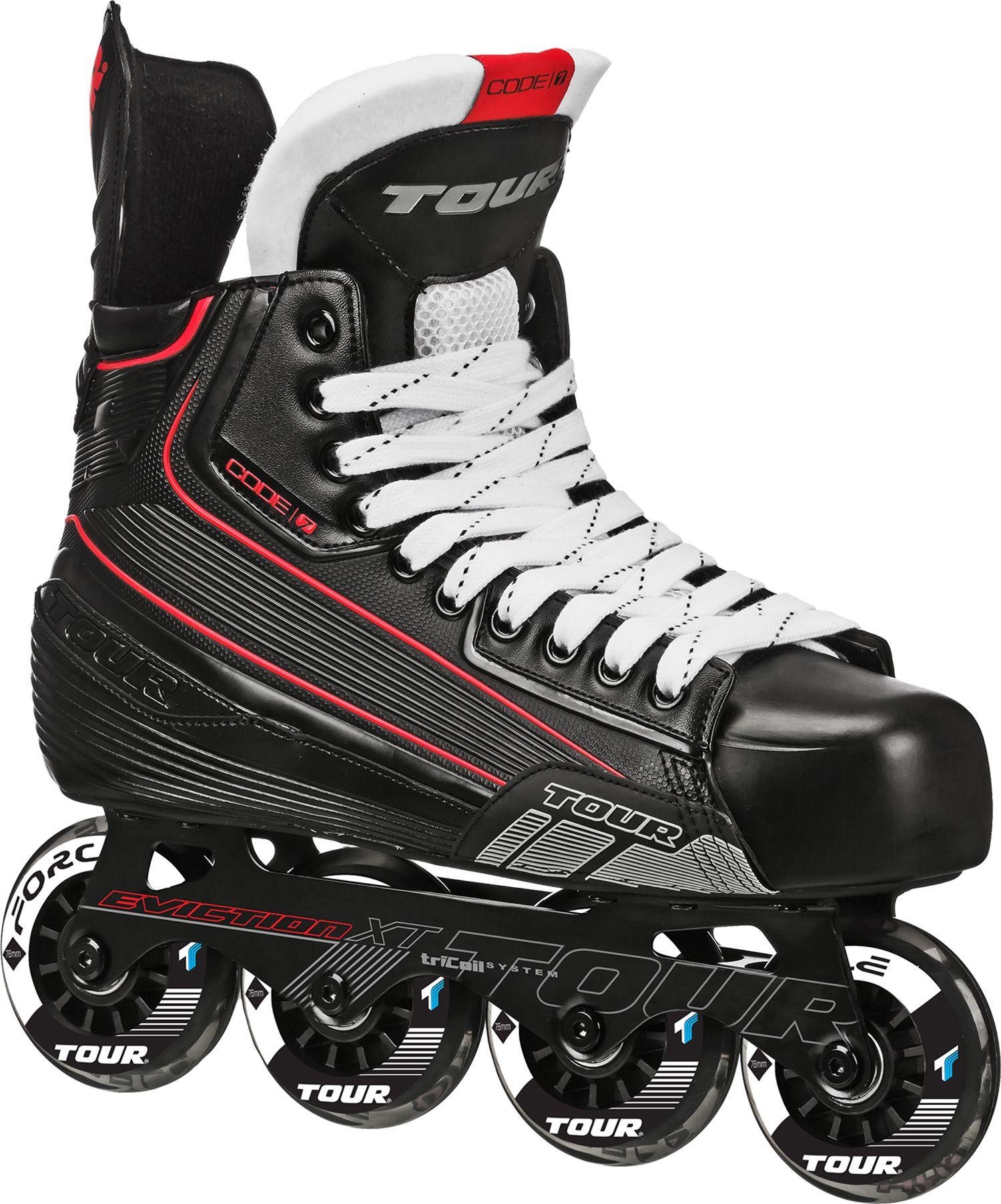 Roller skating visalia - Product Image Tour Hockey Junior Code 7 Roller Hockey Skates