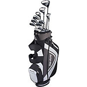 Top Flite 2018 XL 13-Piece Complete Set – (Graphite/Steel) – Black/Grey