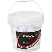 Top Flite D2+ Distance X-Out Golf Balls – 48-Pack