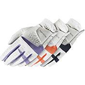 Top Flite Women's DigiTech Golf Glove – 3-Pack
