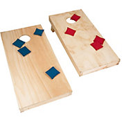 The Hey! Play! Do-It-Yourself Cornhole Set