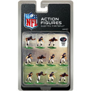 Tudor Games Houston Texans Dark Uniform NFL Action Figure Set