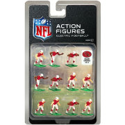 Tudor Games Arizona Cardinals Dark Uniform NFL Action Figure Set