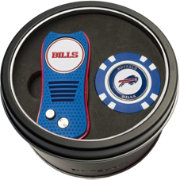 Team Golf Buffalo Bills Switchfix Divot Tool and Poker Chip Ball Marker Set