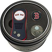Team Golf Boston Red Sox Switchfix Divot Tool and Cap Clip Set