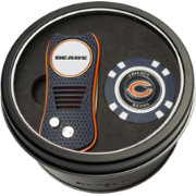 Team Golf Chicago Bears Switchfix Divot Tool and Poker Chip Ball Marker Set