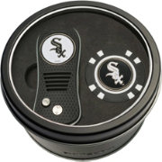 Team Golf Chicago White Sox Switchfix Divot Tool and Poker Chip Ball Marker Set
