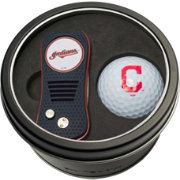 Team Golf Cleveland Indians Switchfix Divot Tool and Golf Ball Set
