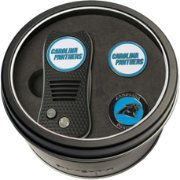 Team Golf Carolina Panthers Switchfix Divot Tool and Ball Markers Set