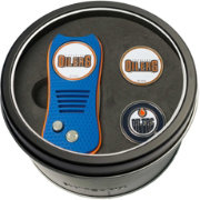 Team Golf Edmonton Oilers Switchfix Divot Tool and Ball Markers Set