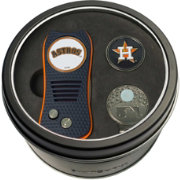 Team Golf Houston Astros Switchfix Divot Tool and Cap Clip Set