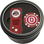 Team Golf Ohio State Buckeyes Switchfix Divot Tool and Poker Chip Ball Marker Set