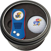 Team Golf Kansas Jayhawks Switchfix Divot Tool and Golf Ball Set