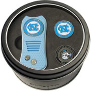 Team Golf North Carolina Tar Heels Switchfix Divot Tool and Ball Markers Set