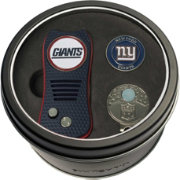 Team Golf New York Giants Switchfix Divot Tool and Cap Clip Set