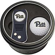 Team Golf Pitt Panthers Switchfix Divot Tool and Golf Ball Set