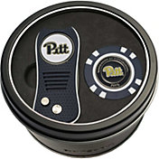 Team Golf PittPanthers Switchfix Divot Tool and Poker Chip Ball Marker Set