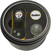 Team Golf Pittsburgh Steelers Switchfix Divot Tool and Cap Clip Set