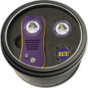 Team Golf East Carolina Pirates Switchfix Divot Tool and Ball Markers Set