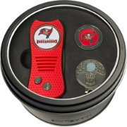 Team Golf Tampa Bay Buccaneers Switchfix Divot Tool and Cap Clip Set