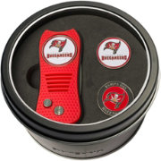 Team Golf Tampa Bay Buccaneers Switchfix Divot Tool and Ball Markers Set