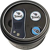 Team Golf Tennessee Titans Switchfix Divot Tool and Ball Markers Set