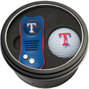 Team Golf Texas Rangers Switchfix Divot Tool and Golf Ball Set