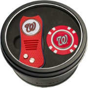 Team Golf Washington Nationals Switchfix Divot Tool and Poker Chip Ball Marker Set