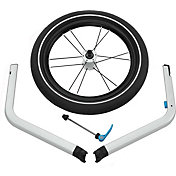Thule Chariot Double Bike Trailer/Stroller Jogging Kit