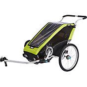Thule Chariot Cheetah XT 1 Single Bike Trailer and Stroller
