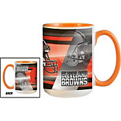 Cleveland Browns 11oz. Team Colored Mug
