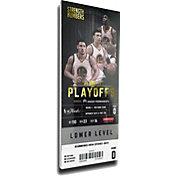 That's My Ticket 2017 NBA Finals Champions Golden State Warriors Mega Ticket
