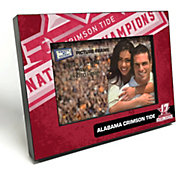 """That's My Ticket 2017 National Champions Alabama Crimson Tide 4"""" x 6"""" Picture Frame"""