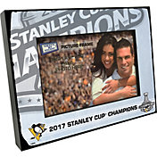 "2017 Stanley Cup Champions Pittsburgh Penguins 4"" x 6"" Picture Frame"