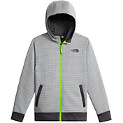 The North Face Boys' Griddy Full Zip Hoodie - Past Season