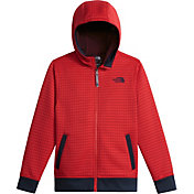 The North Face Boys' Griddy Full Zip Hoodie
