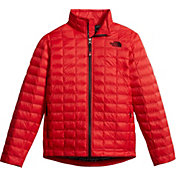 The North Face Boys' ThermoBall Full Zip Insulated Jacket - Past Season