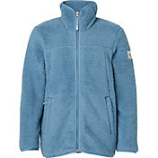 The North Face Girls' Campshire Fleece Jacket - Past Season