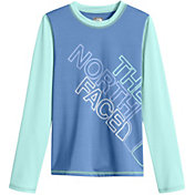 The North Face Girls' Hike/Water Long Sleeve Shirt