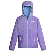 The North Face Girls' Reversible Breezeway Wind Jacket - Past Season
