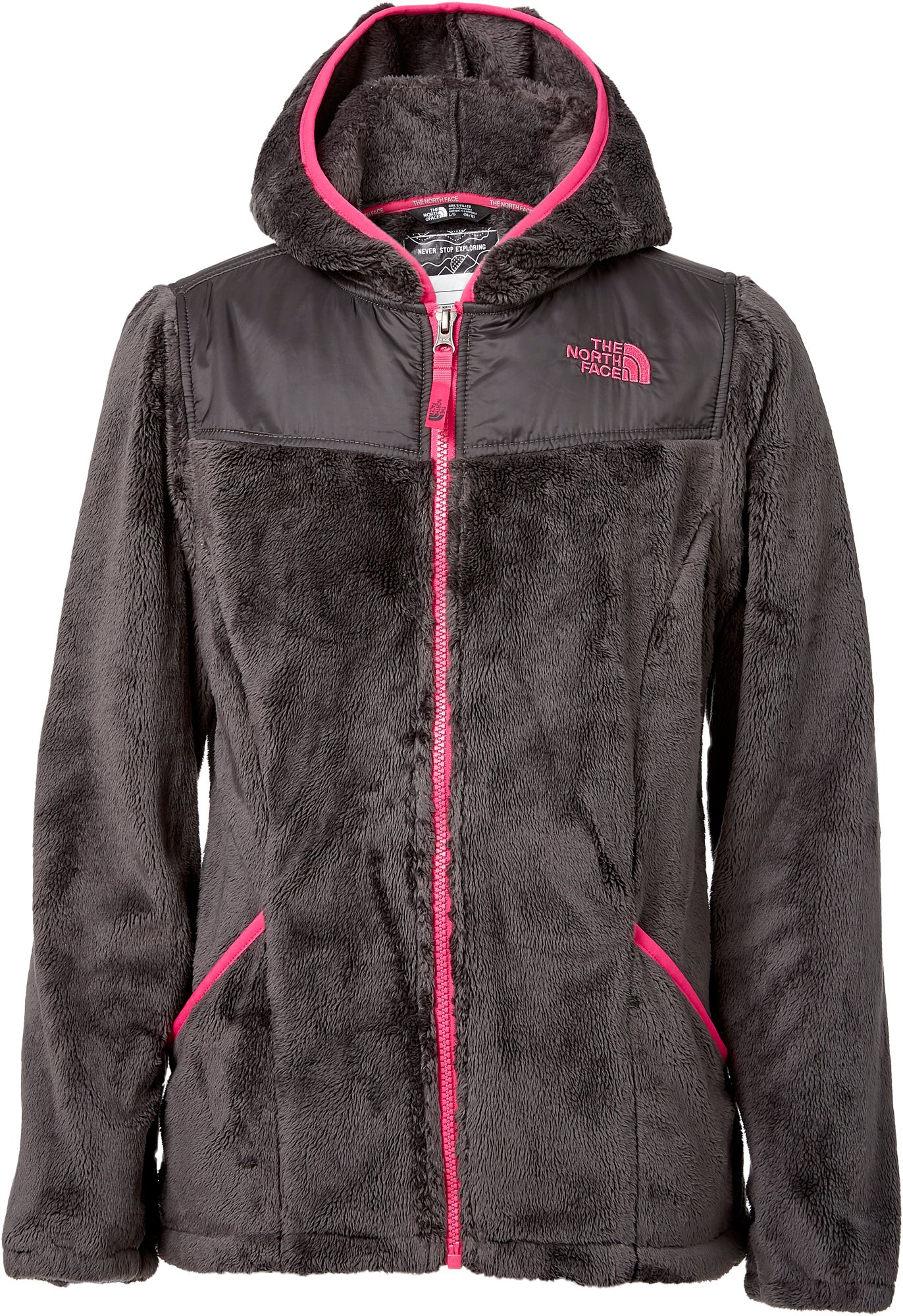 94216ab61d ... The North Face Girls Fleece Oso Hoodie DICKS Sporting Goods Inlux  Insulated Jacket - Mens ...