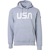 The North Face Men's International Collection Logo Pullover Hoodie