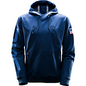 The North Face Men's Free Ski Techno Short Pullover Hoodie