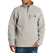 The North Face Men's Gordon Lyons Quarter Zip Fleece Pullover - Past Season
