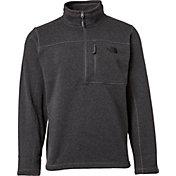The North Face Men's Gordon Lyons Quarter Zip Fleece Pullover - Past Season