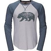 The North Face Men's Bearitage Raglan Long Sleeve Shirt