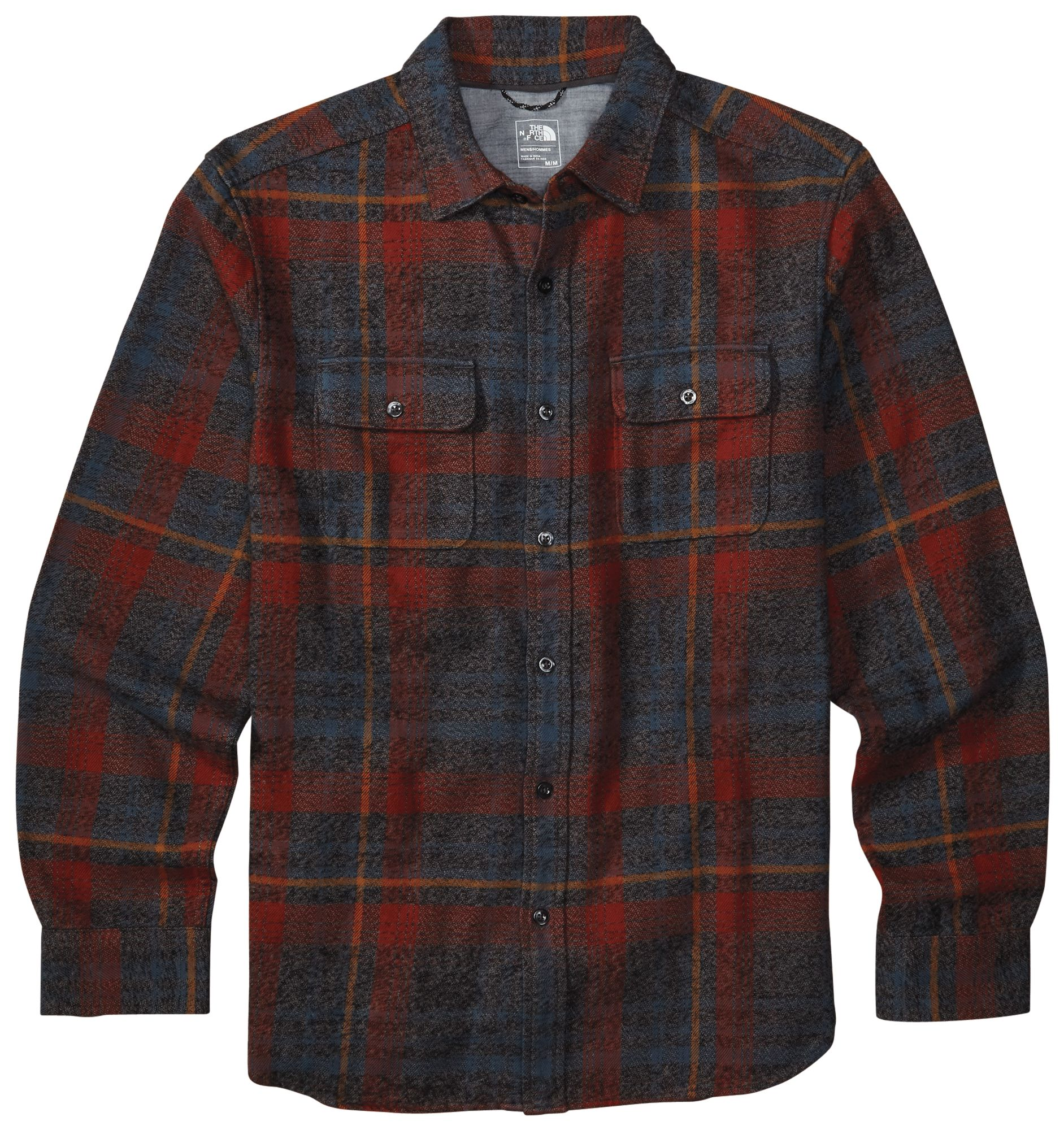 The North Face Men's Arroyo Flannel Long Sleeve Shirt. 0:00. 0:00 / 0:00.  noImageFound ???