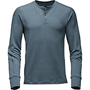 The North Face Men's TNF Terry Henley Long Sleeve Shirt - Past Season