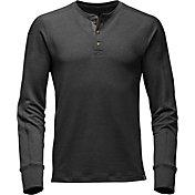 The North Face Men's TNF Terry Henley Long Sleeve Shirt