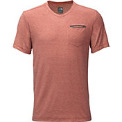 The North Face Men's FlashDry Heather V-Neck T-Shirt